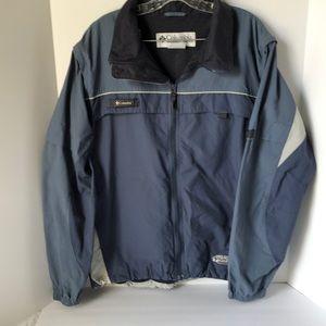 Columbia  Mens XL Packable Jacket Bud Light